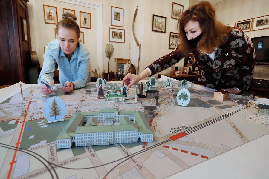Детский музейный центр исторического воспитания проведет «реновацию» программы | ФОТО Дмитрия СОКОЛОВА