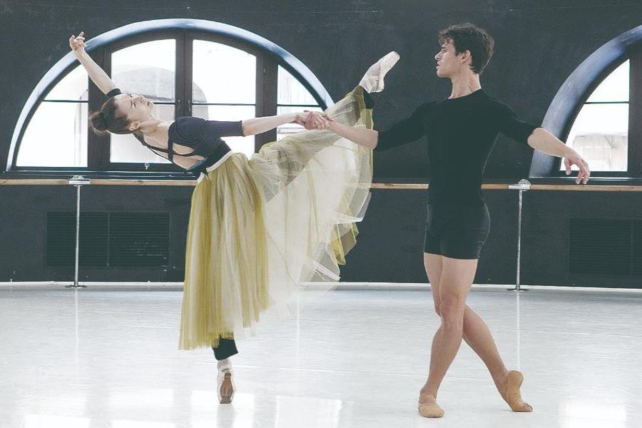 Театр балета имени Якобсона представил сказку о мертвых невестах | ФОТО Игоря ЛЮБИМОВА