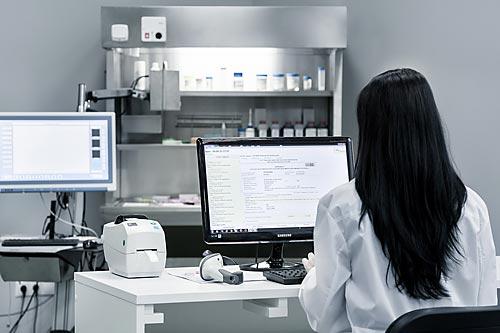 Младшая дочка патанатомии | Порой современные лаборатории простаивают в ожидании «современных» лаборантов.<br>ФОТО предоставлено компанией «Биовитрум»