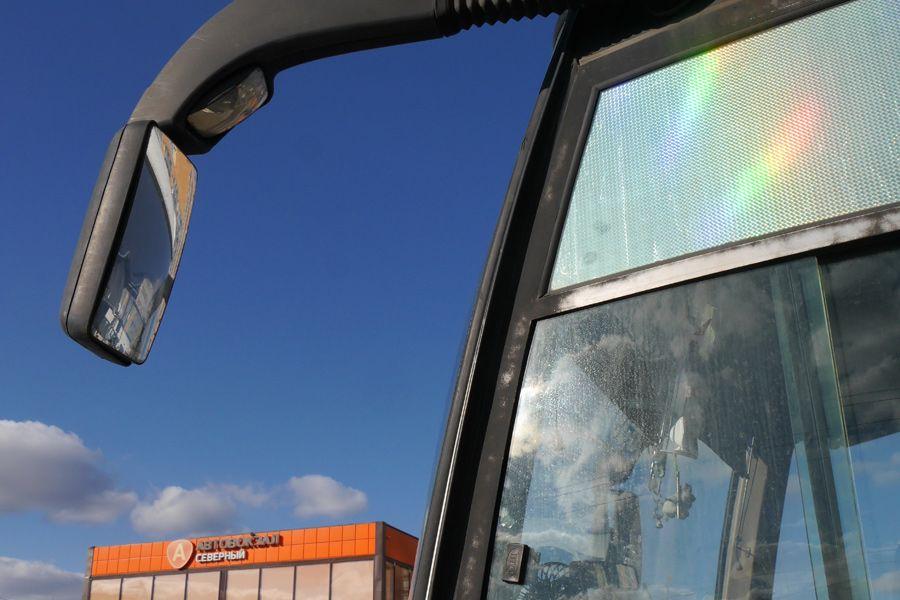Лицензия на «вылет». Автобусный бизнес может уйти в тень | ФОТО Сергея ГРИЦКОВА
