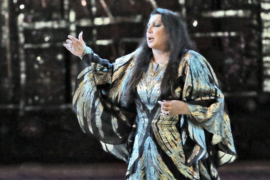 Опера «Парсифаль» Вагнера: Мариинский театр продолжает удивлять  | © Мариинский театр/Фотограф Наташа РАЗИНА. 2018 г.