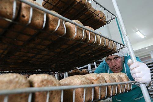 Хлеб - голова пищепрома