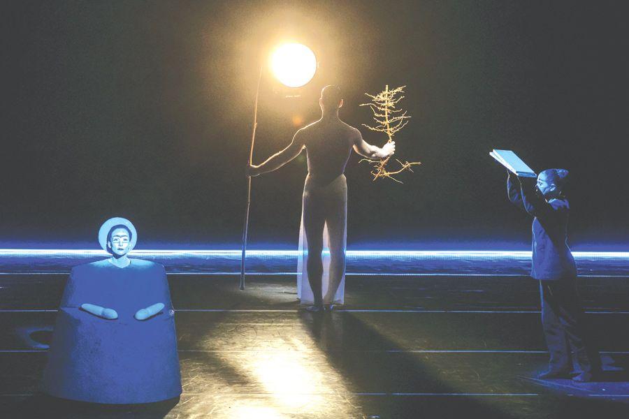 Выстроено Уилсоном. Знаменитый режиссер представил свой спектакль в Петербурге   ФОТО предоставлено организаторами проекта
