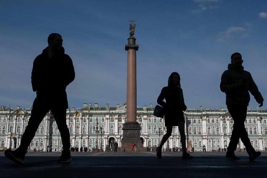 Гости на карантине. Туриндустрия в Петербурге переживает кризис | ФОТО Игоря ЕВДОКИМОВА/ИНТЕРПРЕСС