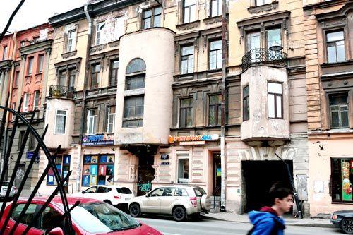 Квартира для обер-офицера Колчака   ФОТО Александра ДРОЗДОВА