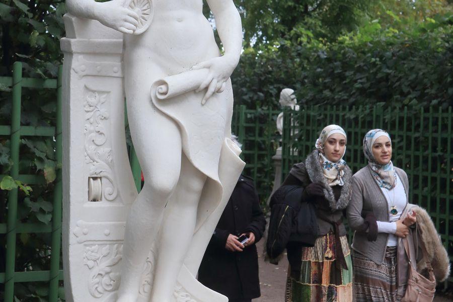 Хиджаб раздора. Почему в школах России запрещают мусульманскую одежду | ФОТО Замира УСМАНОВА/ИНТЕРПРЕСС