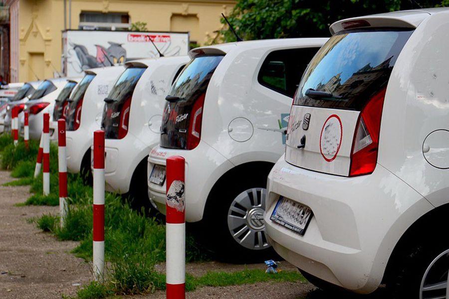 Не свое - не жалко. Каршеринговые автомобили все чаще попадают в ДТП | Иллюстрация pixabay.com