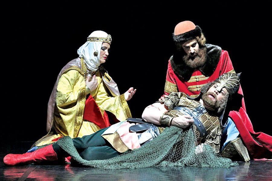 О любви до гроба. В Александринском театре покажут оперное действо о Петре и Февронии | ФОТО предоставлено пресс-службой проекта